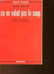 Ca Ne Valait Pas Le Coup! - Odds On Murder - Couverture - Format classique