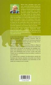 Les Cirques Des Pyrenees - 4ème de couverture - Format classique