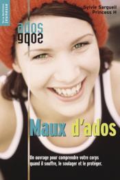 Maux D'Ados - Couverture - Format classique