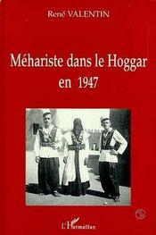 Mehariste Dans Le Hoggar En 1947 - Intérieur - Format classique