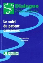 Suivi Du Patient Cancereux - Couverture - Format classique