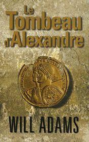 Le tombeau d'alexandre - Intérieur - Format classique