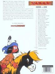 Yakari t.22; la fureur du ciel - 4ème de couverture - Format classique
