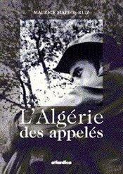 Lalgerie Des Appeles - Intérieur - Format classique