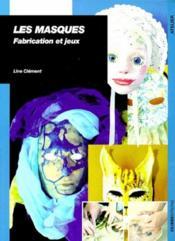 Masques (Les) - Couverture - Format classique