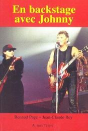 En Backstage Avec Johnny - Intérieur - Format classique