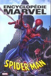 Encyclopedie marvel t.2 ; spider-man - Intérieur - Format classique