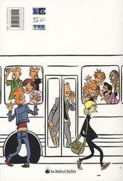 Transports sentimentaux - 4ème de couverture - Format classique