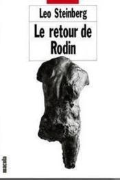 Le retour de Rodin - Couverture - Format classique