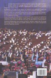 Cimetieres autour du monde ; un desir d'eternite - 4ème de couverture - Format classique