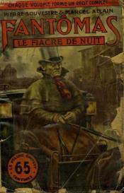 Fantomas N° 9. Le Fiacre De Nuit. Collection Le Livre Populaire. - Couverture - Format classique