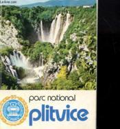 Parc National Plitvice - Couverture - Format classique