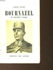 Bournazel - Le Cavalier Rouge - Couverture - Format classique