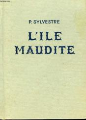 L'Ile Maudite - Couverture - Format classique