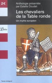 Les Chevaliers De La Table Ronde Doudet Estelle