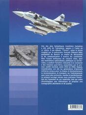 Encyclopedie De L'Aviation Militaire 1904-2004 - 4ème de couverture - Format classique