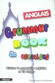 Grammar Book Et Exercises Reviser La Grammaire Anglaise En 36 Etapes - Intérieur - Format classique