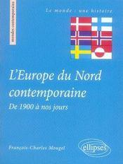 L'europe du nord contemporaine de 1900 à nos jours - Intérieur - Format classique