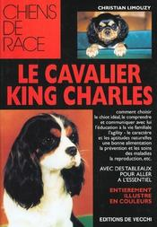 Cavalier King-Charles - Intérieur - Format classique