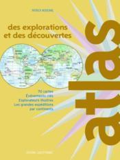 Atlas des explorations et des découvertes - Couverture - Format classique