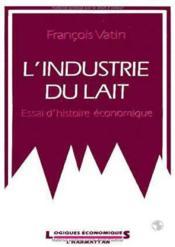 Industrie Du Lait (L') - Couverture - Format classique