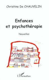 Enfance Et Psychotherapie - Couverture - Format classique