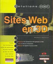 Solutions.Net Site Web En 3d - Intérieur - Format classique