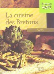 La cuisine des bretons - Intérieur - Format classique