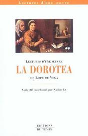 La Dorotea, de Lope de Vega - Intérieur - Format classique
