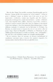 La Dorotea, de Lope de Vega - 4ème de couverture - Format classique