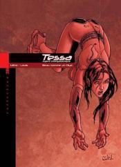 Tessa, agent intergalactique t.3 ; beau comme un diyo - Couverture - Format classique