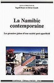 La Namibie Contemporaine - Couverture - Format classique