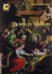 Noel de toujours - Couverture - Format classique