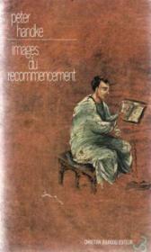 Images Du Recommencement - Couverture - Format classique