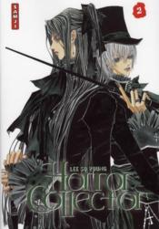Vente livre :  Horror collector t.2  - So-Young Lee