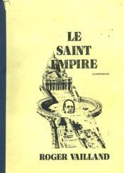 Le Saint Empire - Couverture - Format classique