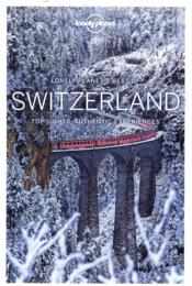 Vente  Best of Switzerland (édition 2018)  - Collectif Lonely Planet