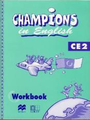 Champions in english - Couverture - Format classique
