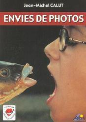 Envies de photos - Intérieur - Format classique