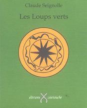 Loups Verts (Les) - Intérieur - Format classique