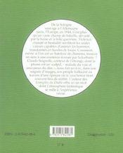 Loups Verts (Les) - 4ème de couverture - Format classique