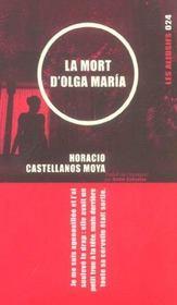 La mort d'olga maria - Intérieur - Format classique