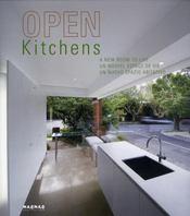 Open kitchens ; un nouvel espace de vie - Intérieur - Format classique