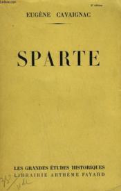 Sparte. - Couverture - Format classique