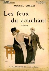 Les Feux Du Couchant. Collection : Select Collection N° 133 - Couverture - Format classique