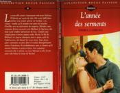 L'Annee Des Serments - Man Under The Pistletoe - Couverture - Format classique
