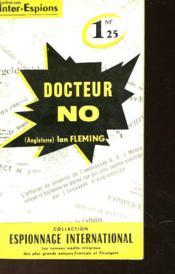Docteur No - Doctor No - Couverture - Format classique