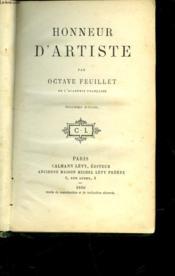 Honneur D'Artiste - Couverture - Format classique