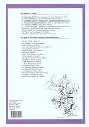 Recueil spirou t.262 - 4ème de couverture - Format classique