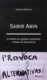 La pensée de Samir Amin - Couverture - Format classique